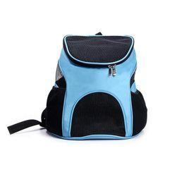 Plecak podróżny dla psów