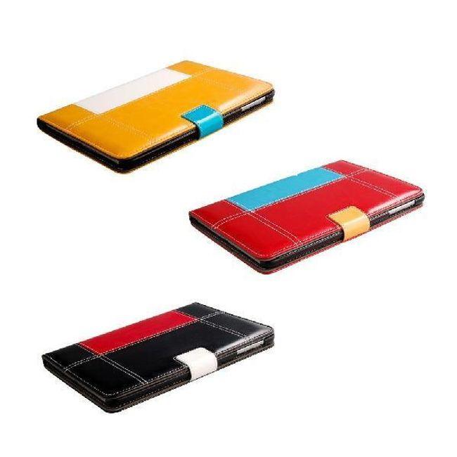Obal na iPad mini z umělé kůže - ve 3 barevných provedeních 1