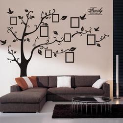 Samolepka na zeď - strom vzpomínek