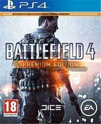 Hra (PS4) Battlefield 4 Premium Edition