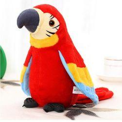 Говореща плюшена играчка Papagenus