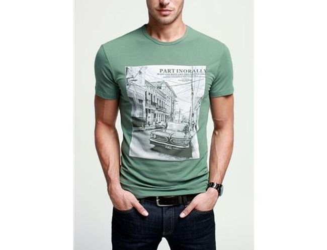 Pánské tričko s potiskem 1