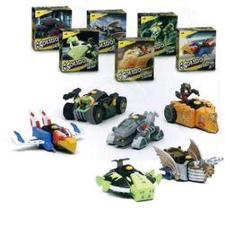 Stavebnice vozidlo/robot Kombo Force Mix & Match Alien Rush 6x7 cm RZ_001393