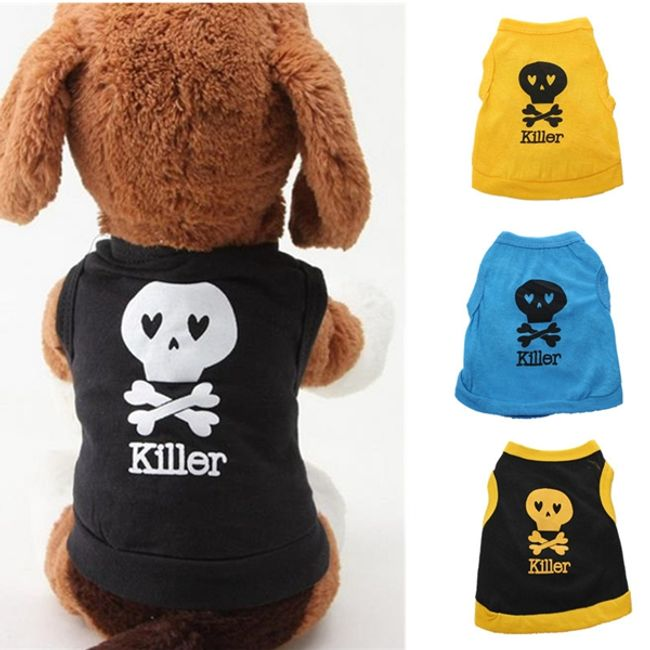 Футболка для собак- Killer 1