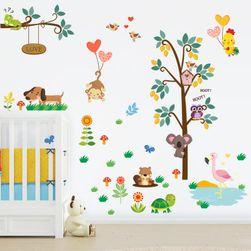 Dečija nalepncia za zid B08843
