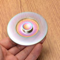 Fidget spinner kolorowy - 3 warianty