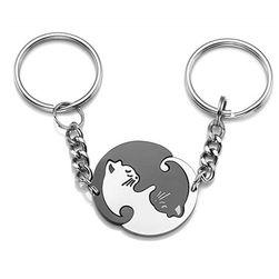 Privezak za ključeve za par B04786