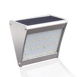 Lumină solară suspendabilă cu 24 LED-uri