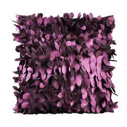 Калъфка за възглавница с листчета