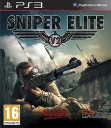 Játék (PS3) Sniper Elite V2