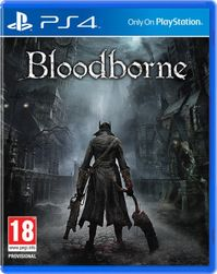 Hra (PS4) Bloodborne