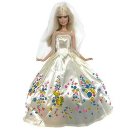 Платье для куклы UH5