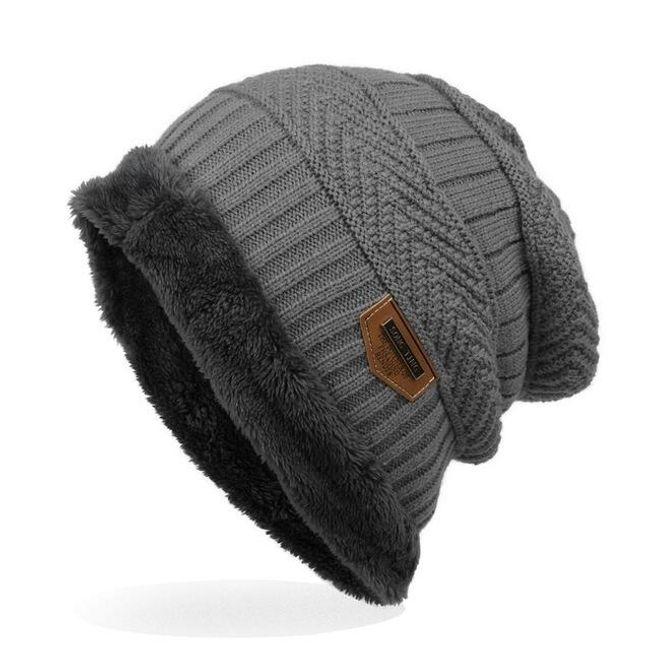 Pánská zimní čepice Davion 1