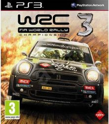 Igra (PS3) WRC FIA World Rally Championship 3