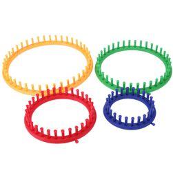 4 gyűrű készlet kötéshez