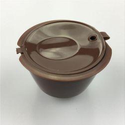 Наполняемые капсулы для кофеварки Dolce Gusto