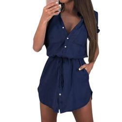 Платье-рубашка Mileena