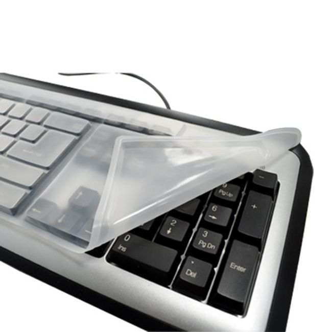 Ochranná fólie na klávesnici PC 1