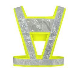 Reflexní vesta s LED osvětlením