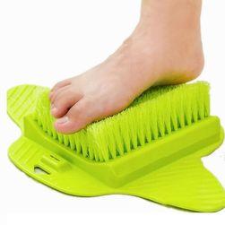 Čistící a masážní kartáč na nohy IT23