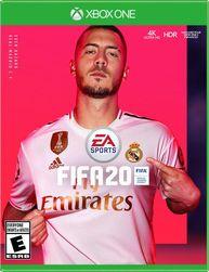 Игра (Xbox One) FIFA 20