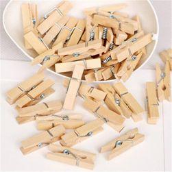 Drvene štipaljke CC50