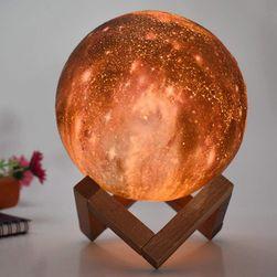 LED lámpa Moon