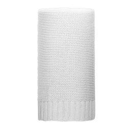 Bambusova pletena odeja 100x80 cm RW_40489