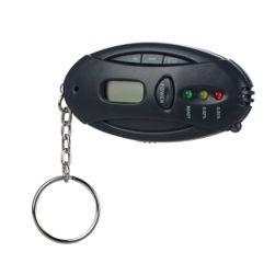 Мини алко-тестер брелок с LED индикаторами