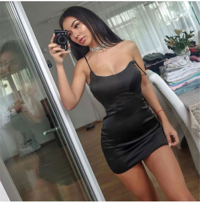 Női mini ruha Cherelle