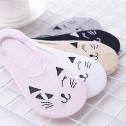 Roztomilé kotníkové ponožky