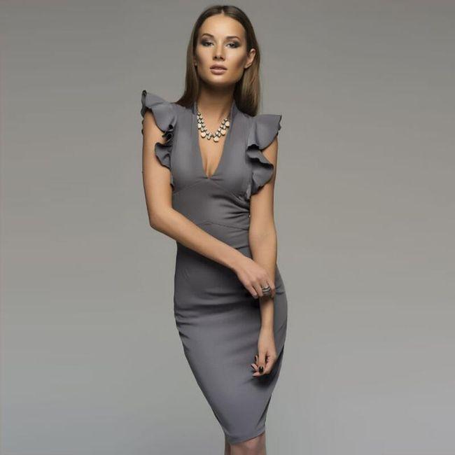 Női ruha Helsa - 2 változatban