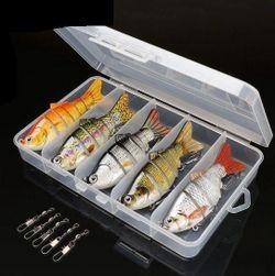 Set de momeli pentru pescuit MW16