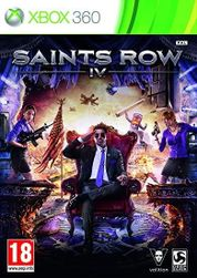 Hra (Xbox 360) Saints Row IV