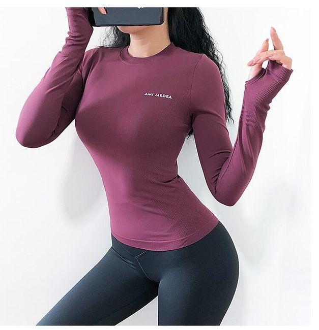 Sportowa damska koszulka Ruby 1