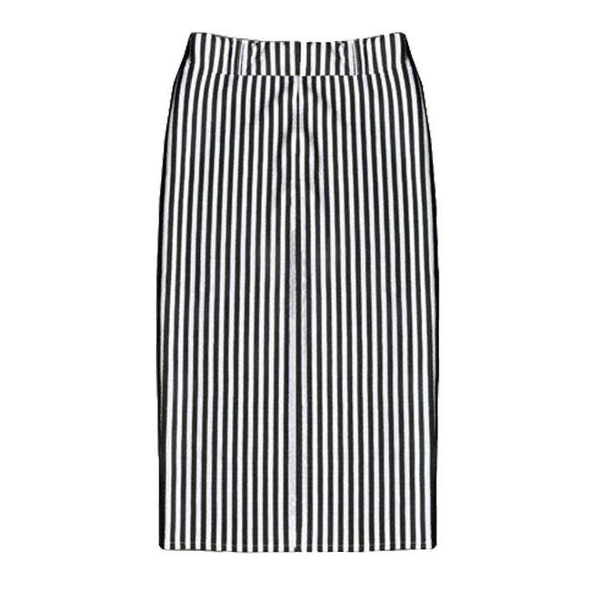 Dámská sukně proužkovaná 1