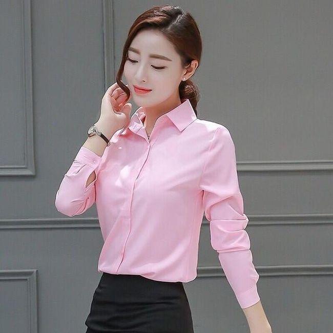 Bayan gömlek Amia 1