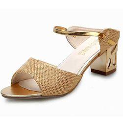 Dámské boty na podpatku Enrichetta
