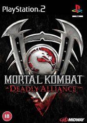 Igre (PS2) Mortal Kombat Deadly Alliance