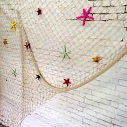 Dekorativna ribarska mreža