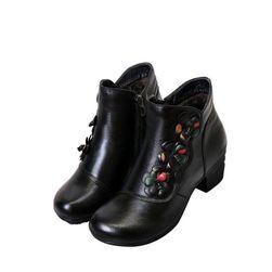 Dámské boty na podpatku Eigyr