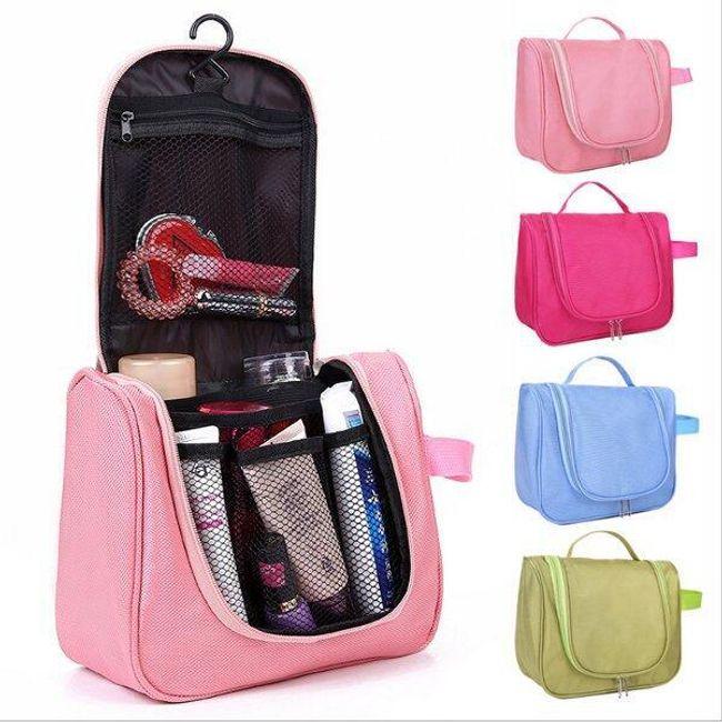 Praktična viseča kozmetična torba 1