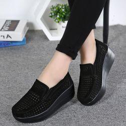 Ženske cipele na platformu Geona