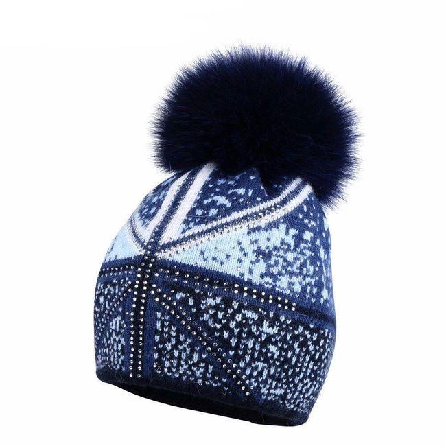 Bayan şapka DC1457 1
