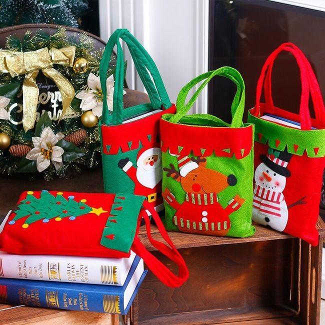 Vánoční taška CH47 1