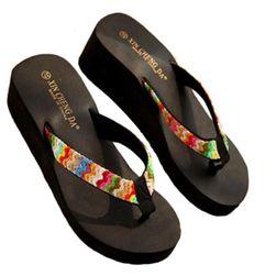 Ženske papuče Raibow