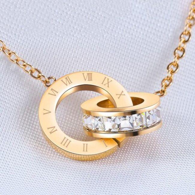 Dámský náhrdelník B153 1