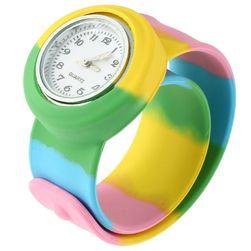 Curea din silicon pentru ceasuri de copii - diverse culori