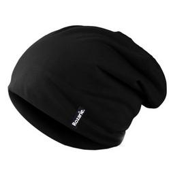 Unisex čepice Rozarie Černá