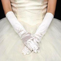 Dlouhé společenské rukavice - 11 barev